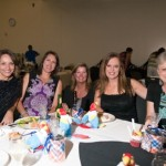 Linda Howard, Lynn Varner, Kim Koelbel, Melissa Headrick and Joy Lee.