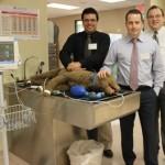 Dr. Luiz Bolfer, Dr. Carsten Bandt and Dr. Gareth Buckley