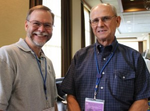 Dr. Kevin Stoothoff and Dr. Jim Pennington.
