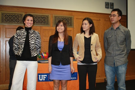 UF CVM graduate students