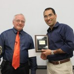 Dr. Ammon Peck with Dr. Klibs Galvao
