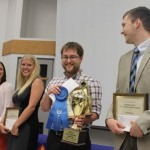 Graduate student Best in Show presenters 2015