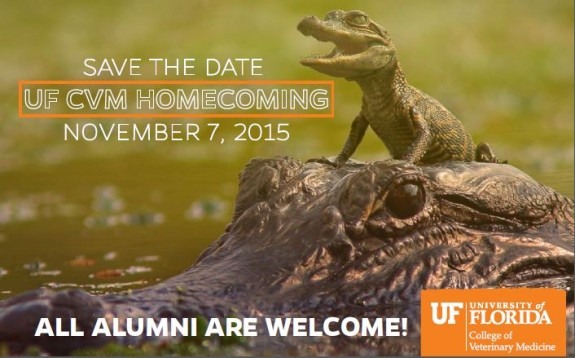Homecoming save-the-date information
