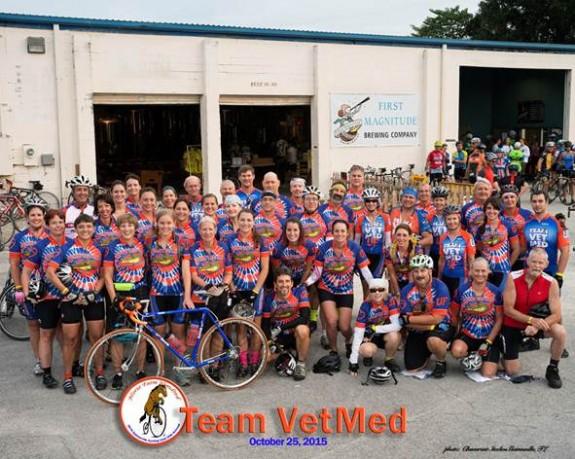 Horse Farm 100, Team Vet Med 2015