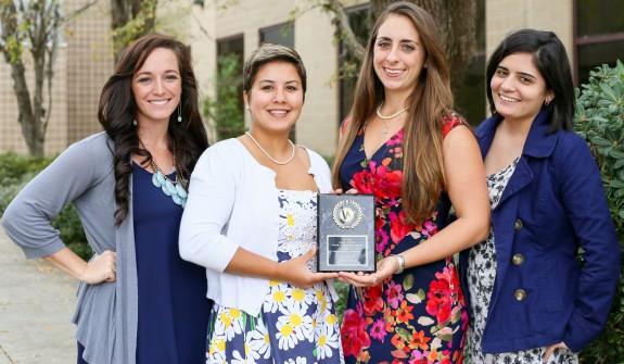 Student Animal Welfare contest winners 2015