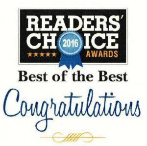 Best of the Best Award (Gainesville Sun)