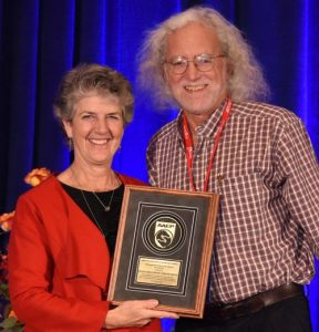 Dr. Dennis Brooks/AAEP Award 2016