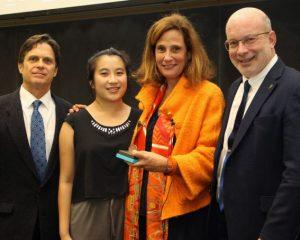 Dr. Ilaria Capua presents Schofield Lecture at OVC.