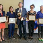 Phi Zeta Student Winners