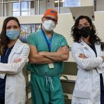 Surgical oncology team