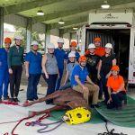 Rescue team response
