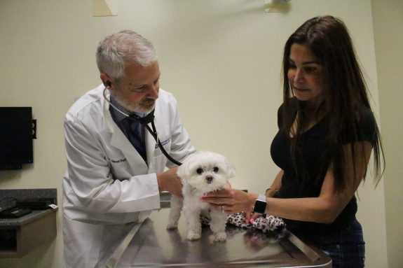 Dr. Swift and Zoey Jordan