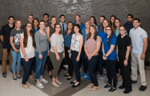 Veterinary student scholars