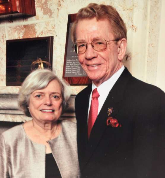 Dr. Larry Dee and Rita Dee